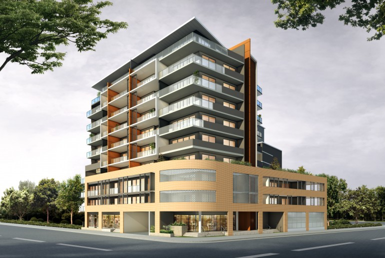 Plans lodged for West End high-rise