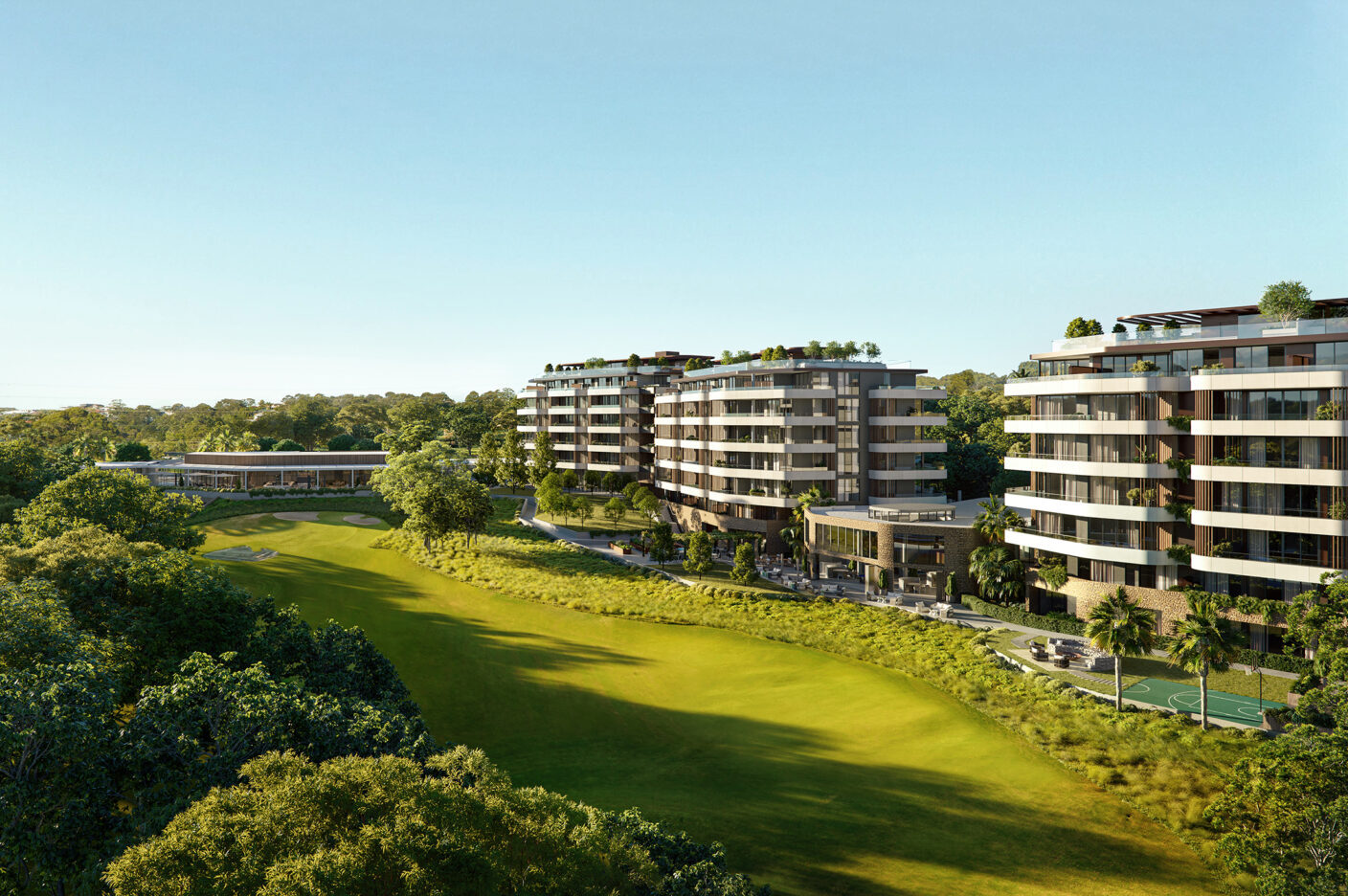 The Merewether Residences, Newcastle