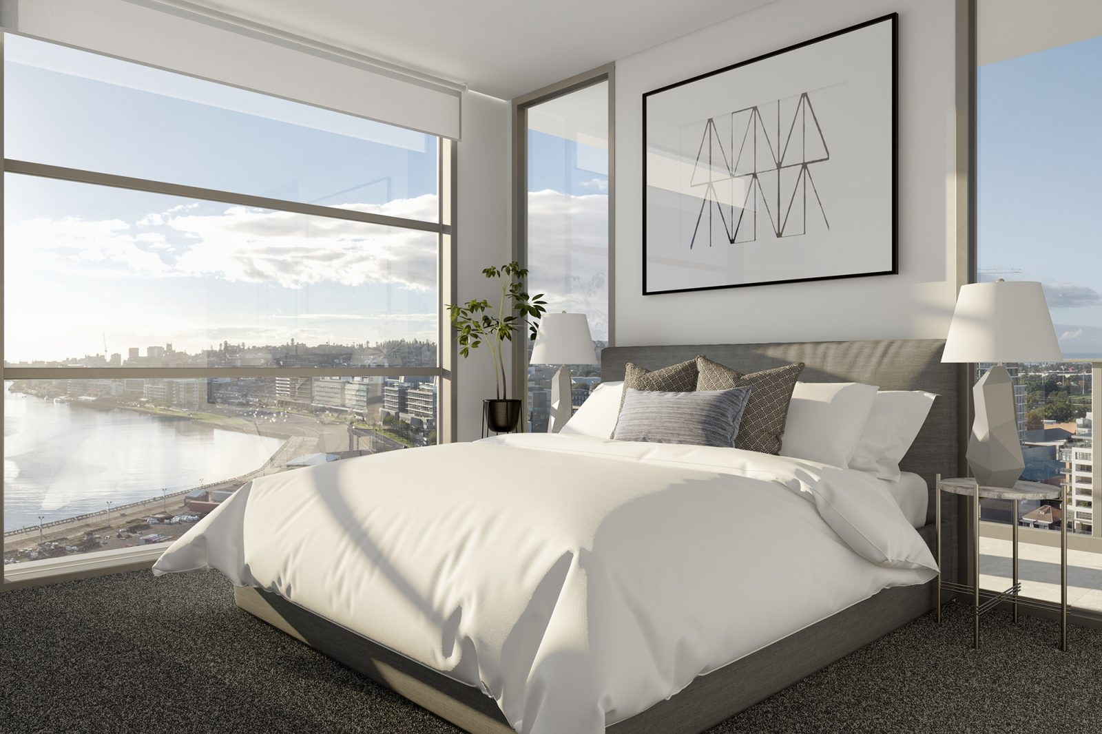 Harbour views and high-end interiors at Stella on Hannel