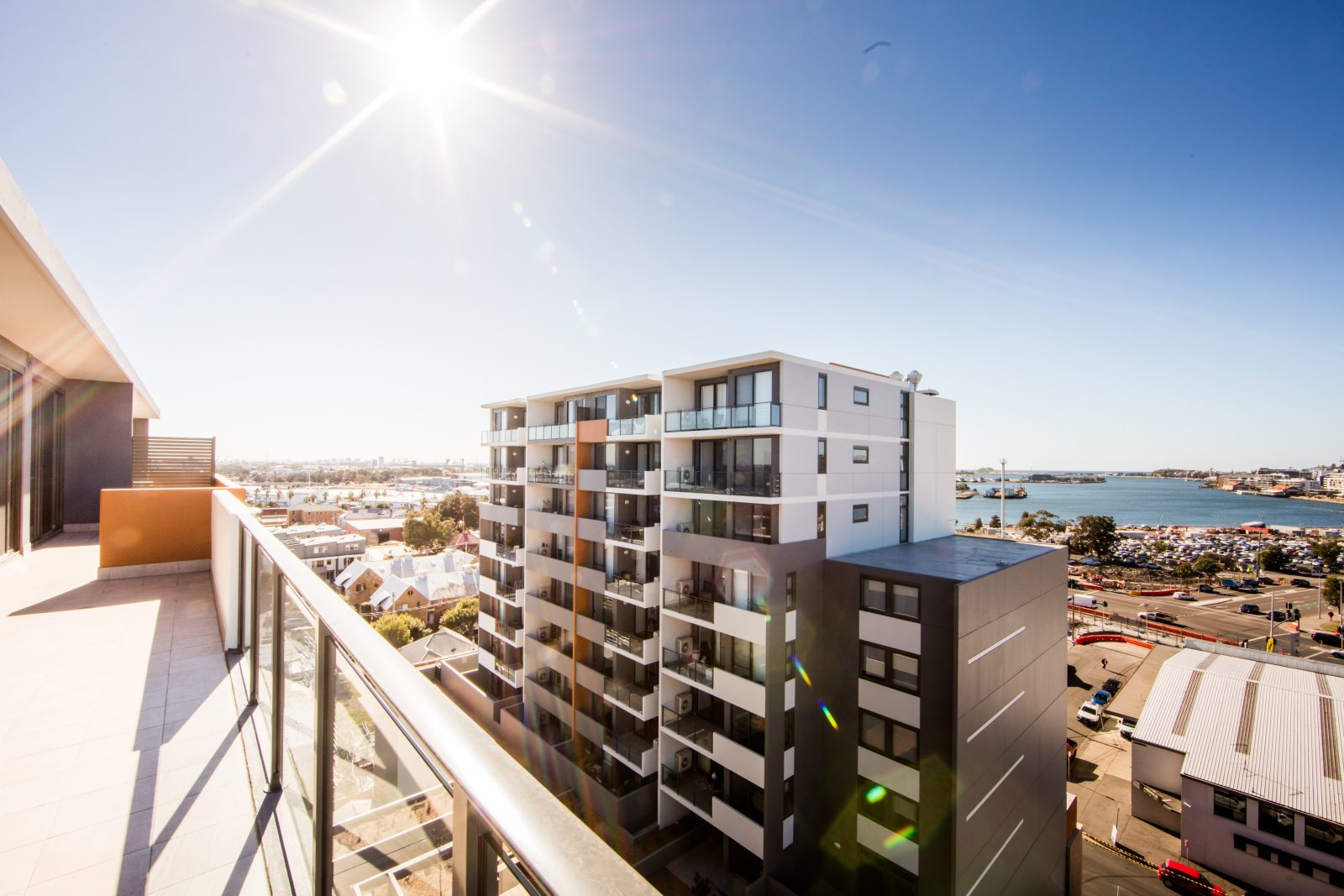 WEST Apartments, Newcastle