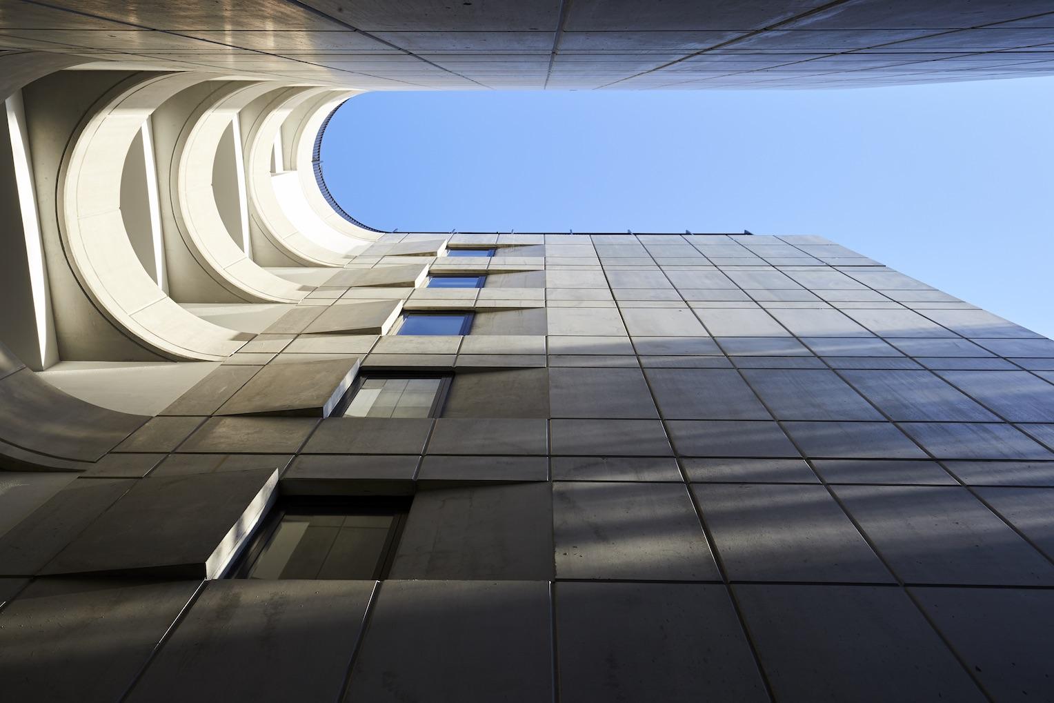 Hero Image 2 - ICONIC concrete facade