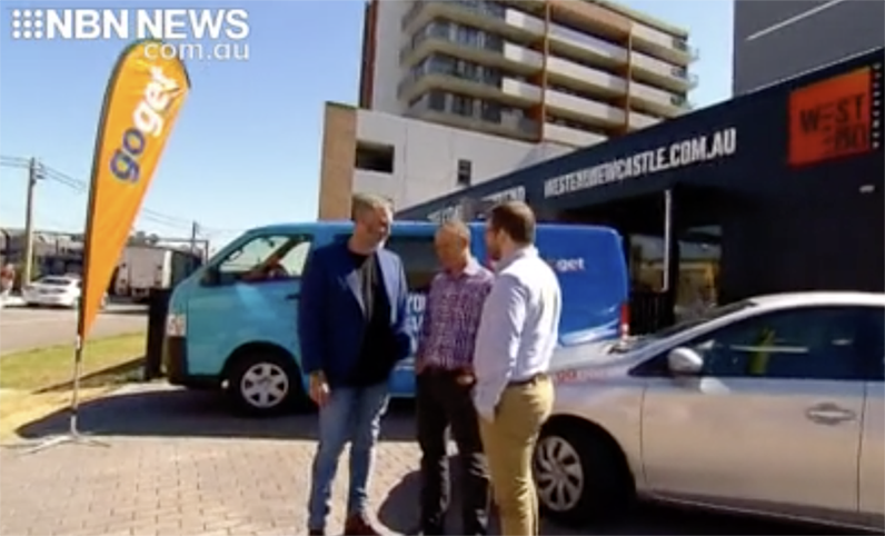 CAR SHARING SERVICE LAUNCHING IN NEWCASTLE