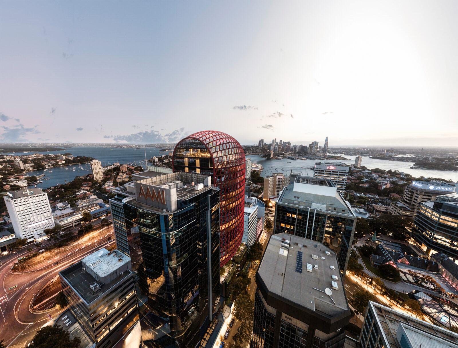 Thirdi Plans $191m North Sydney Office Tower